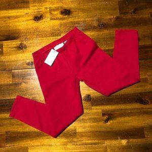 NWT Girl's leggings - size 4